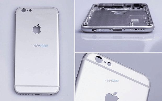 iPhone 6s- Leaked pics