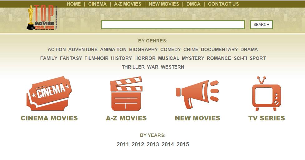 top movies online