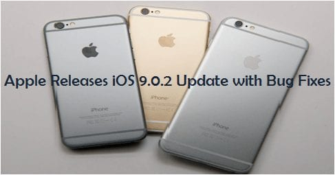 Apple iOS 9 Latest Update with Bug Fixes