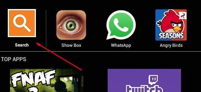 Install Showbox for PC using Bluestacks