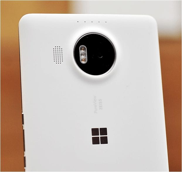 Lumia 950 and 950XL - Camera