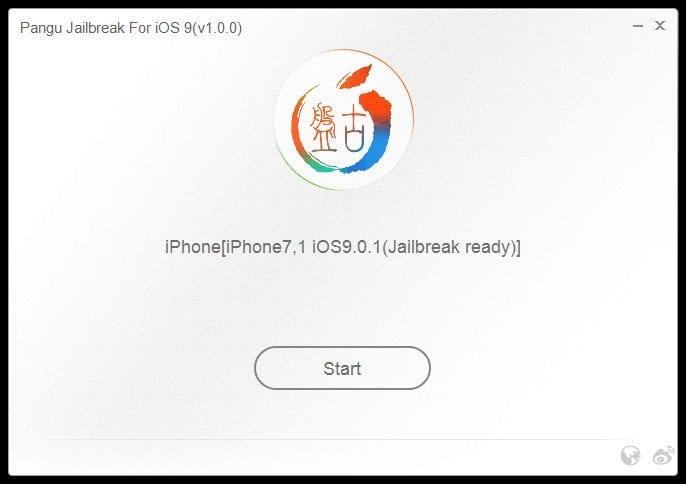 Pangu - Jailbreak iOS 9