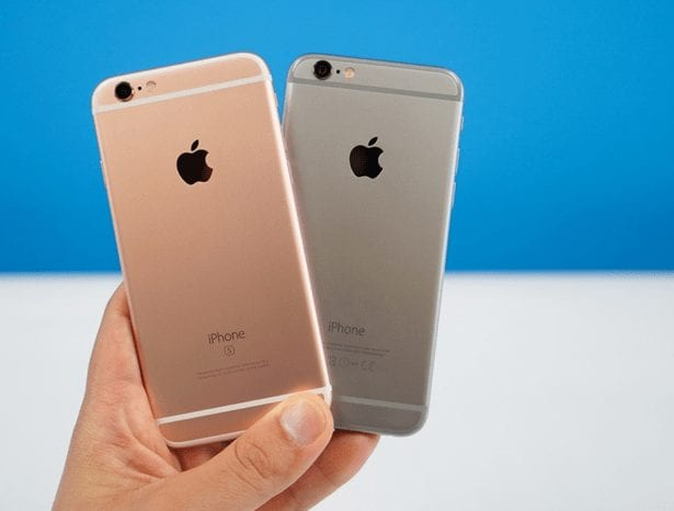 Specs Comparison - Nexus Vs iPhone 6s plus