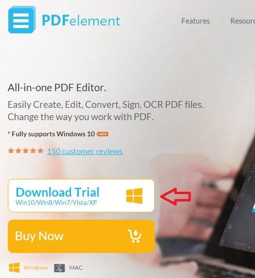 Wondershare pdfelement download