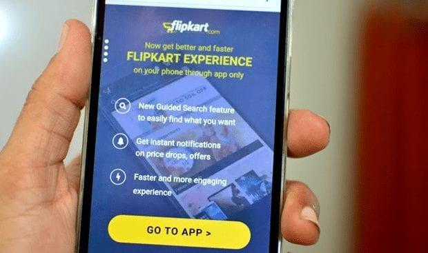 Flipkart - Go to App