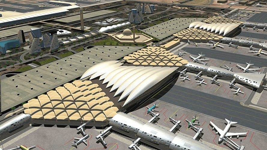 Design plan for Airport