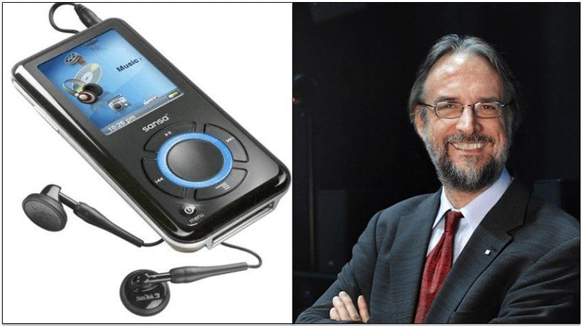 Karlheinz Brandenburg - Inventor of MP3 File Format