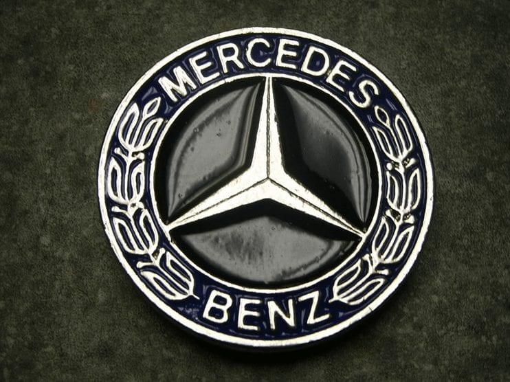 Mercedes Benz Logo - Meaning