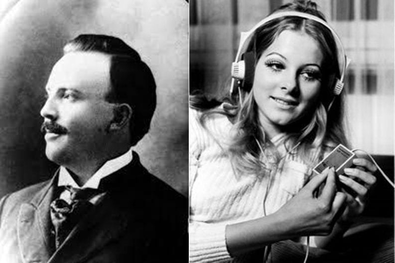 Nathaniel Baldwin - Inventor of the First Headphones