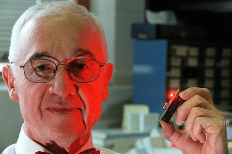 Nick Holonyak - Inventor of the LED Bulb