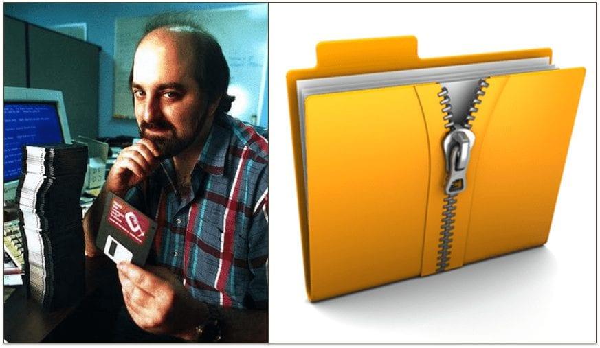 Phillip Walter Katz - Inventor of the .zip File Format