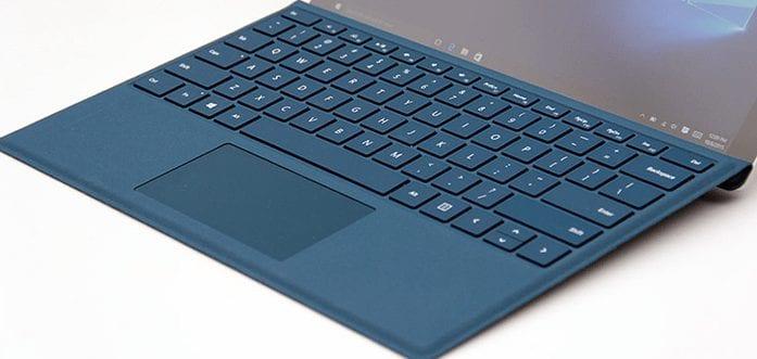 Surface Pro 4 Design & Keyboard