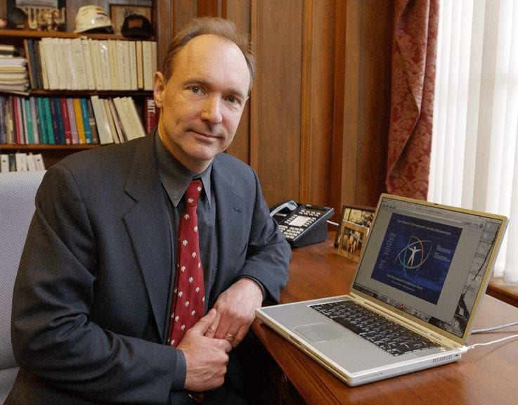 Tim Berners-Lee - Father of www