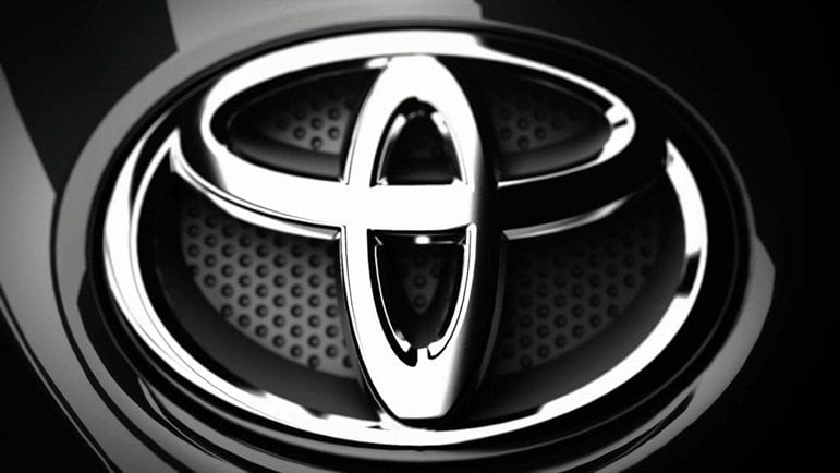 Toyota Logo - Meaning