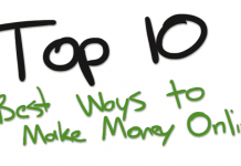 best-ways-to-make-money-online