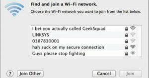 28 Funny and Unique Wi-Fi Names That Will Make You Jealous You Didn't Think Of Them