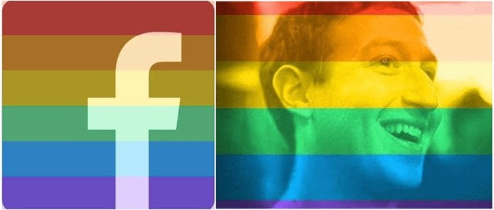 Facebook - Temporary Profile pics
