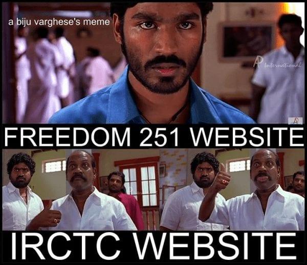 Freedom 251 Website
