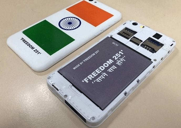 Freedom 251 scam