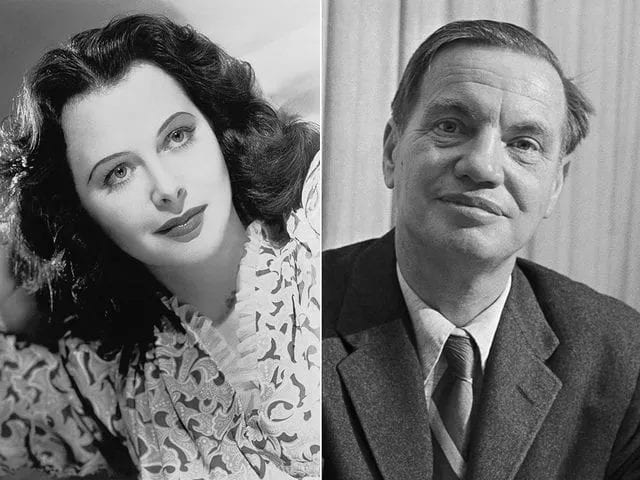Hedy Lamarr Invention