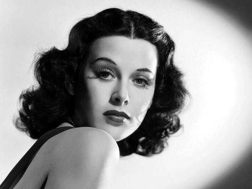 Hedy-Lamarr-Inventor of Wi-Fi