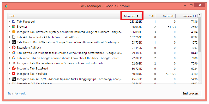 How to Run multiple tabs on Chrome without crashing