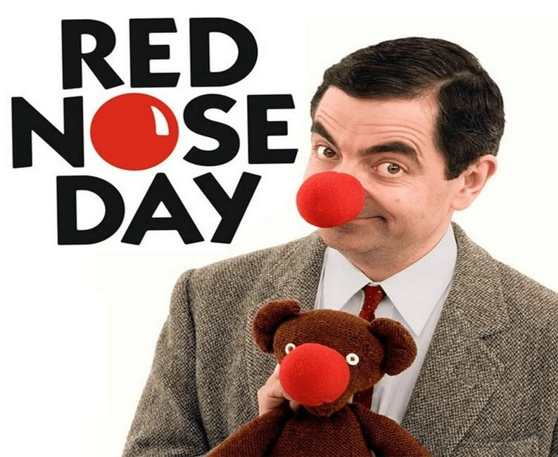 Red Nose Day - Most Google Searched Questions 2015