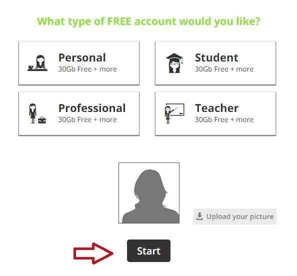 Tagmmar create new Account