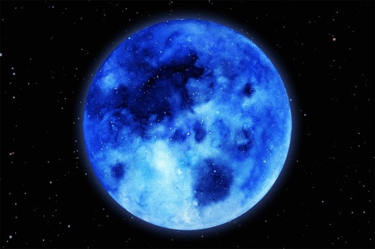 What is Blue Moon - Google Searched Questions 2015