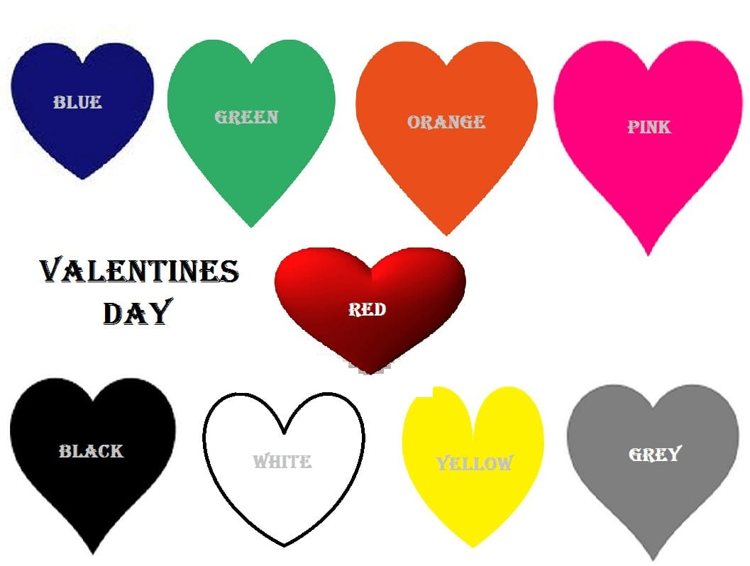 valentines day dress codes and meaning