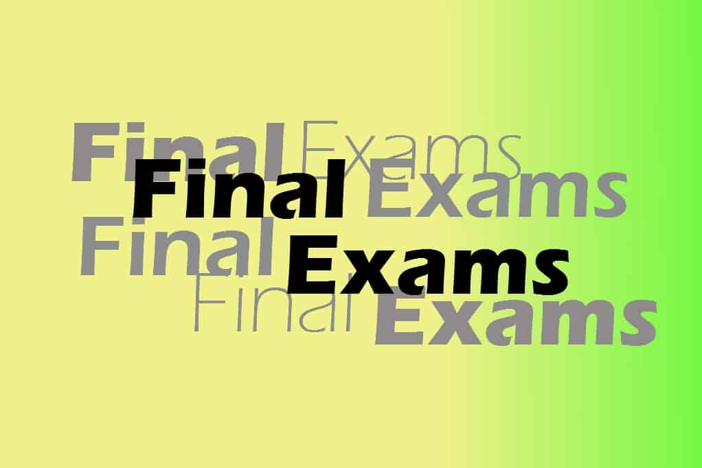 Final Exams Graphic Whasapp Dp