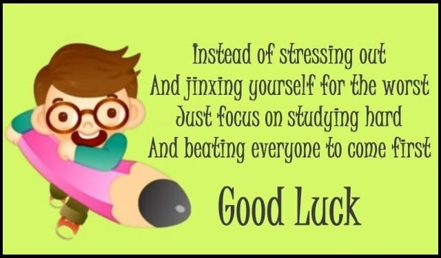 Good-luck-quote-for-students-giving-exams whatsapp dp