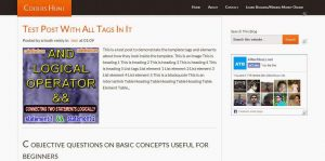 ATB Style Eleven40 Blogger Template Free Download (SEO Optimized)