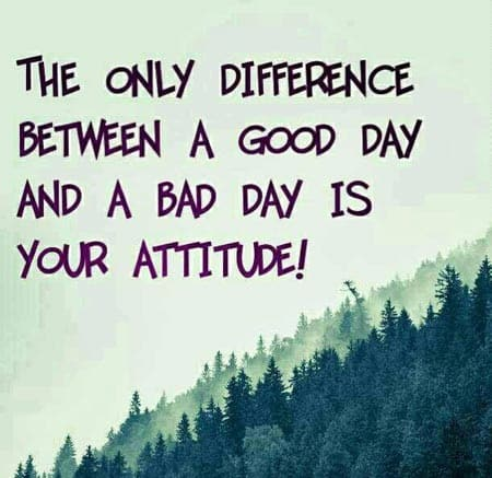 best-attitude-quotes-thoughts about good & bad day whasapp dp