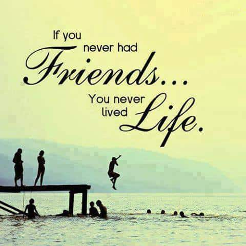 whatsapp dp for group about friendship & life