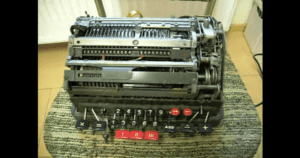 Why A Mechanical Calculator Tries To Commit Suicide When You Divide By Zero?