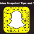 snapchat hidden tips tricks