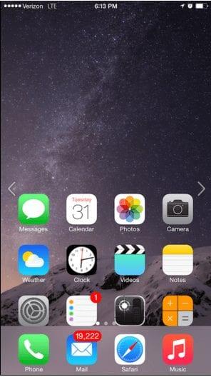 Easily navigate the big-screen iPhones