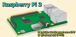 raspberry pi3 atb