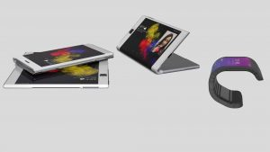 The Lenovo Bendable Phone For Your Wrist and Folio tablet (3)