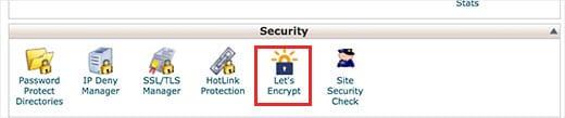siteground letsencrypt