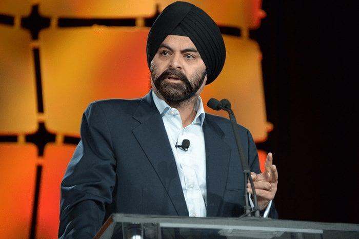 Ajaypal Singh Banga – President & CEO of MasterCard