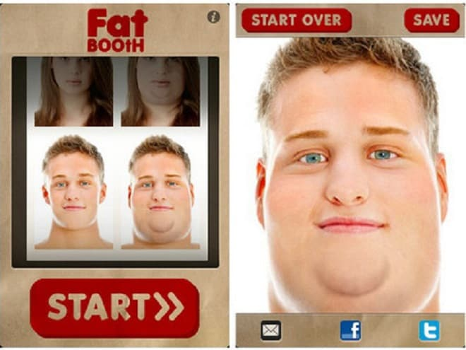 Fatbooth - iOS Apps You Must Uninstall From Your iPhone Right Now