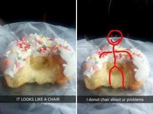 Funny clever snapchats.