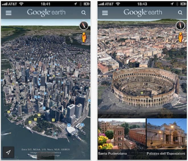 Google Earth - iOS Apps You Must Uninstall From Your iPhone Right Now