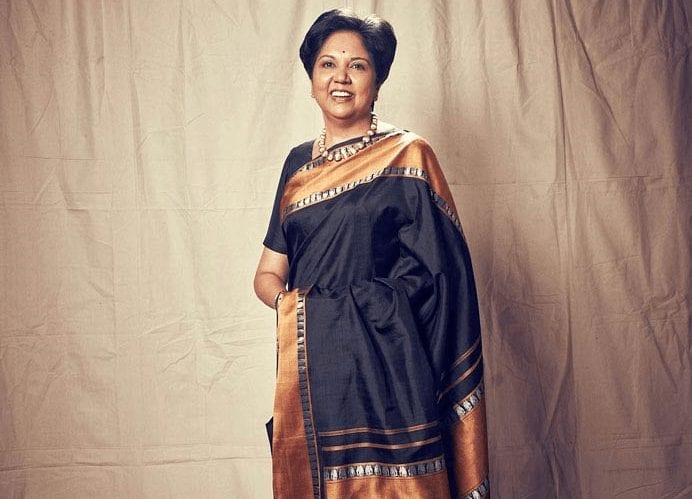 Indra Nooyi – Chairperson & CEO of PepsiCo