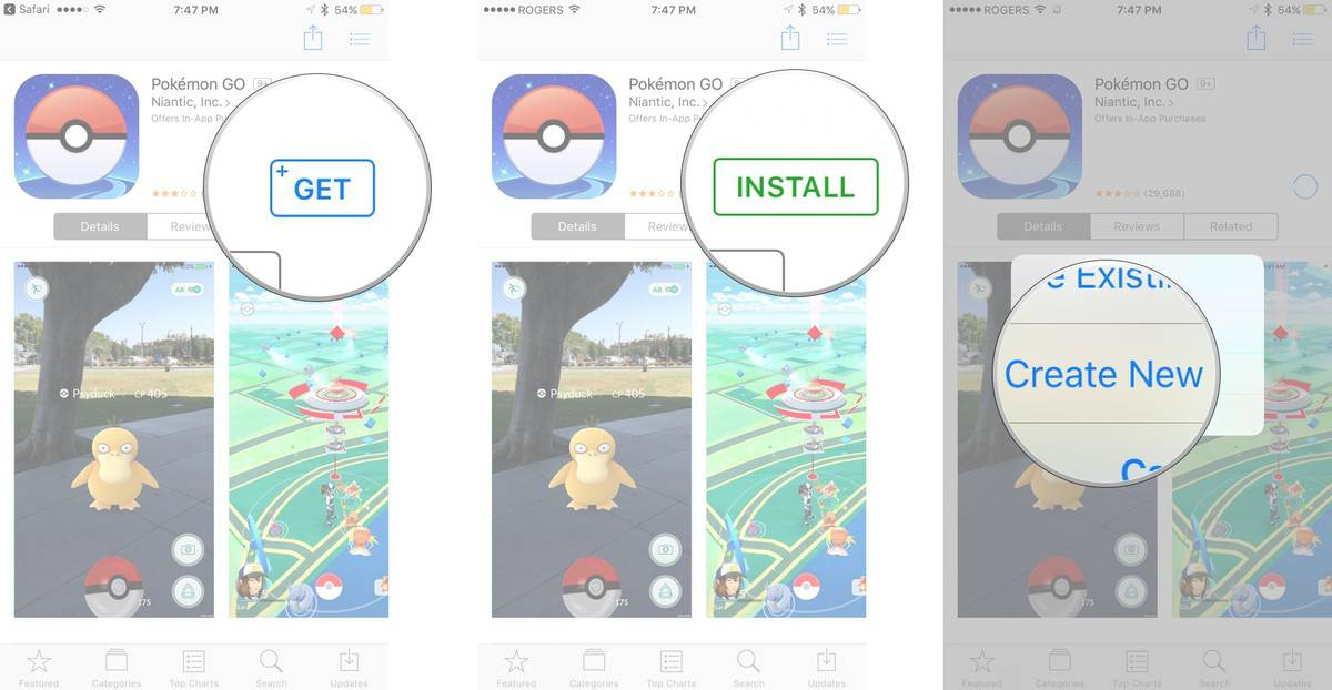 Install POKEMON GO on Iphone (3)