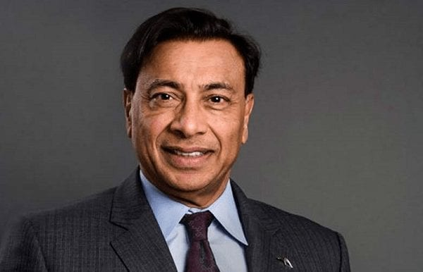 Lakshmi Mittal – Chairman and CEO of ArcelorMittal