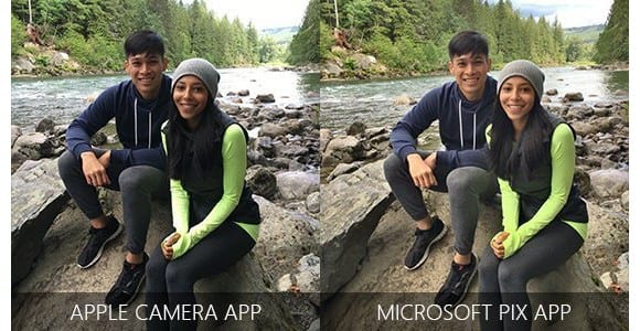Microsoft Pix – A Smart Camera App for your iPhone (1)