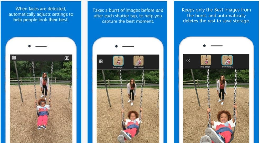 Microsoft Pix – A Smart Camera App for your iPhone (3)